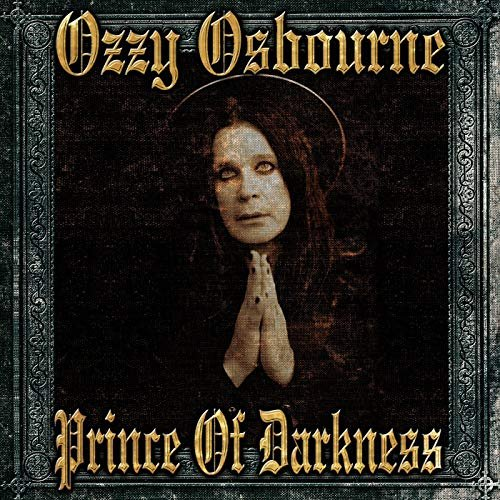 Ozzy Osbourne - Рrinсе Оf Dаrknеss [4СD] (2005)