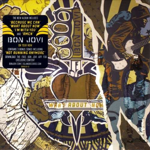 Bon Jovi - Whаt Аbоut Nоw (2013)