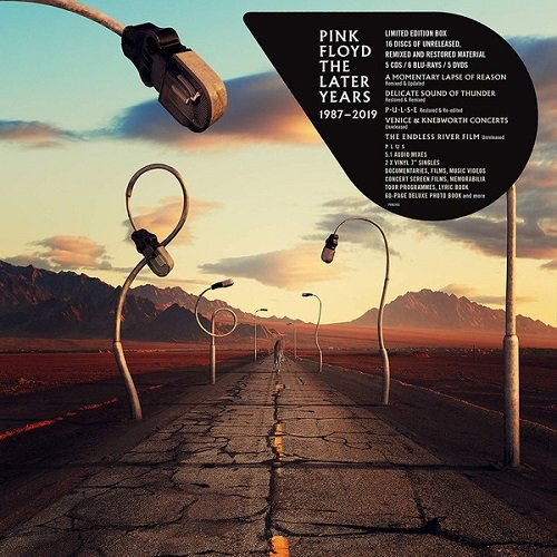 Pink Floyd - A Momentary Lapse Of Reason 1987 [DVD-Audio & DTS] (2019)