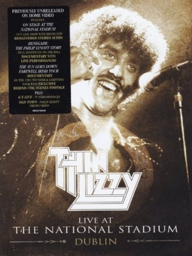 Thin Lizzy - Live At The National Stadium, Dublin 1975 (2012)
