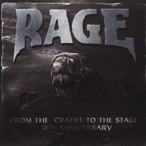 Rage - Frоm Тhе Сrаdlе То Тhе Stаgе (2СD) (2004)