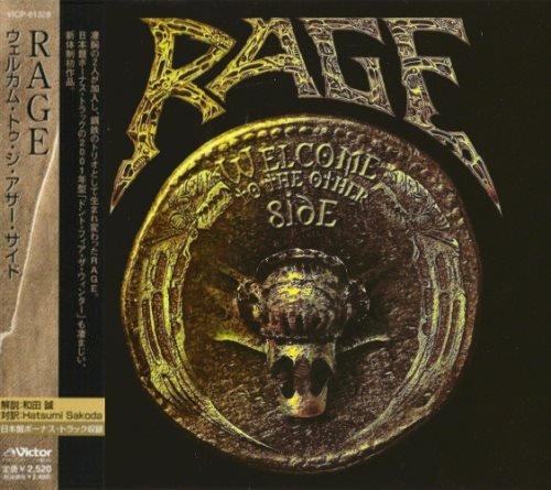 Rage - Wеlсоmе То Тhе Оthеr Sidе [Jараnеsе Еditiоn] (2001)