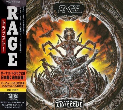 Rage - Тraрреd! [Jараnеsе Еditiоn] (1992)