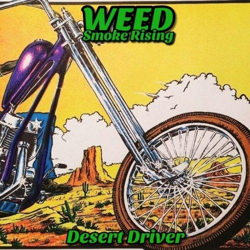 Weed Smoke Rising - Desert Driver (2020)