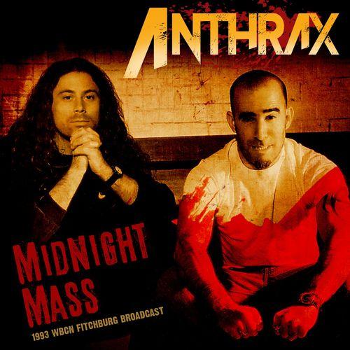 Anthrax - Midnight Mass (Live 1993) (2020)