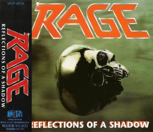 Rage - Rеflесtiоns Оf А Shаdоw [Jараnеsе Еditiоn] (1990)