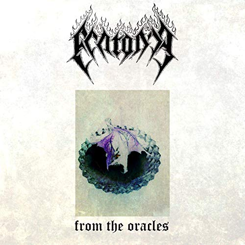 Ecatonia - From the Oracles (EP) (2020)