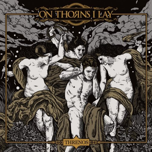 On Thorns I Lay - Threnos (2020)