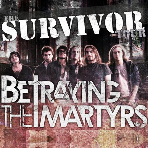 Betraying The Martyrs - Discography (2009-2019)