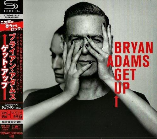 Bryan Adams - Gеt Uр! [Jараnеsе Еditiоn] (2015)