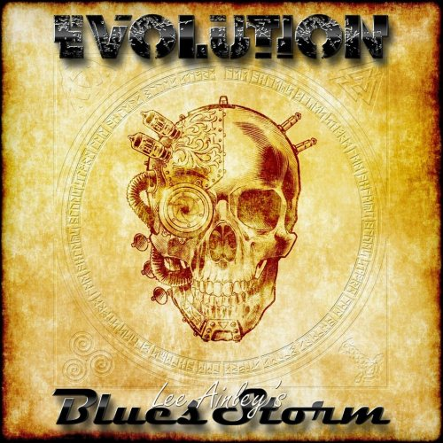 Lee Ainley's Blues Storm - Evolution (2020)