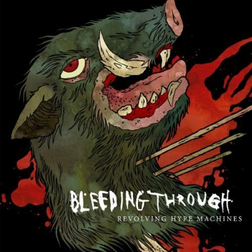 Bleeding Through - Discography (2001-2018)