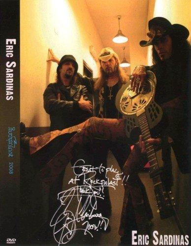 Eric Sardinas - Live at Rockpalast (2008)