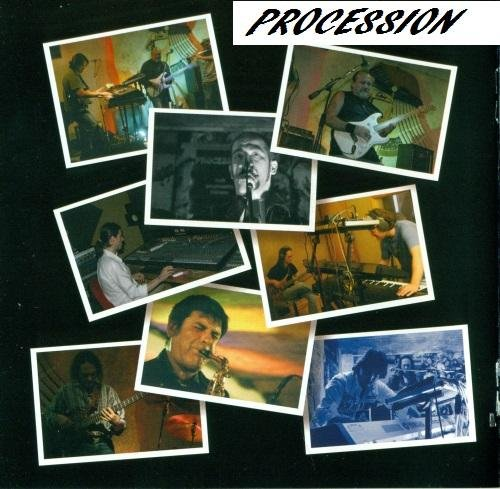 Procession - Discography (1972-2007)