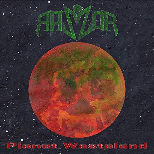 Razzor - Planet Westeland (EP) (2020)