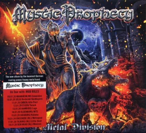 Mystic Prophecy - Меtаl Divisоn [2СD] (2020)