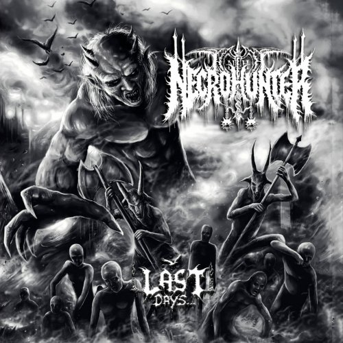 Necrohunter - Last Days (2020)
