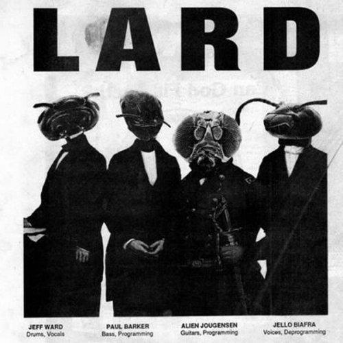 Lard - Discography (1989-2000)