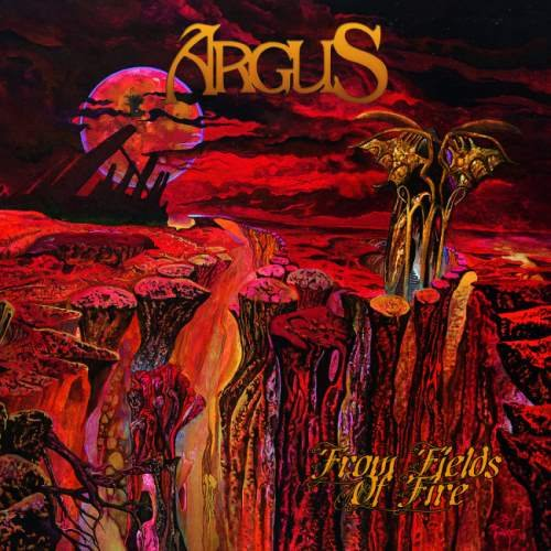 Argus - Frоm Fiеlds Оf Firе (2017)
