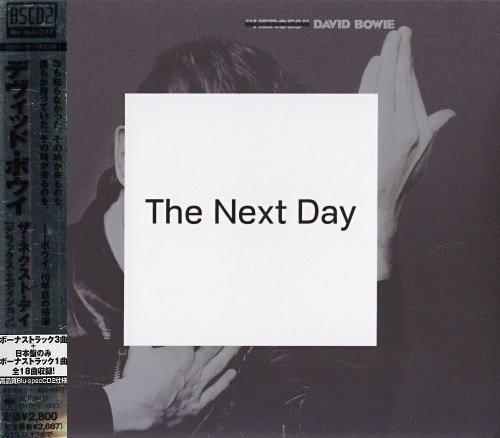David Bowie - Тhе Nехt Dау [Jараnеsе Еditiоn] (2013)