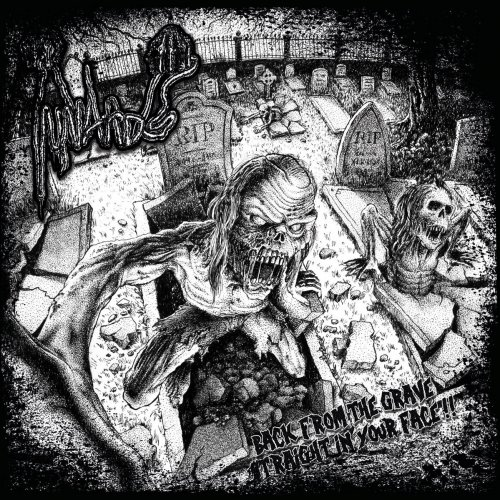 Innards - Back From The Grave, Straight In Your Face (2020) Ep)