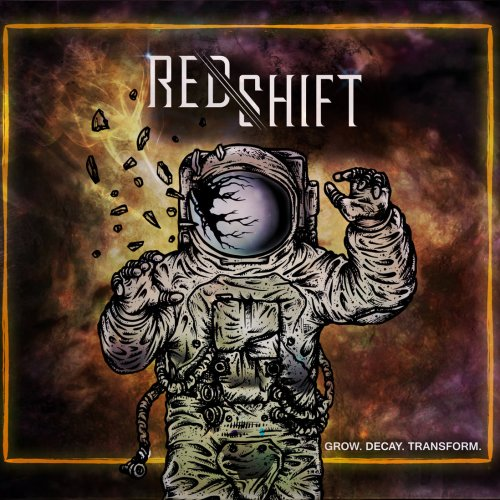 RED//SHIFT - Grow. Decay. Transform. (2020)