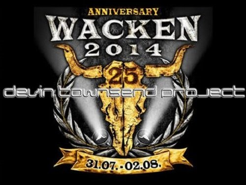 Devin Townsend Project - Wacken Open Air 2014