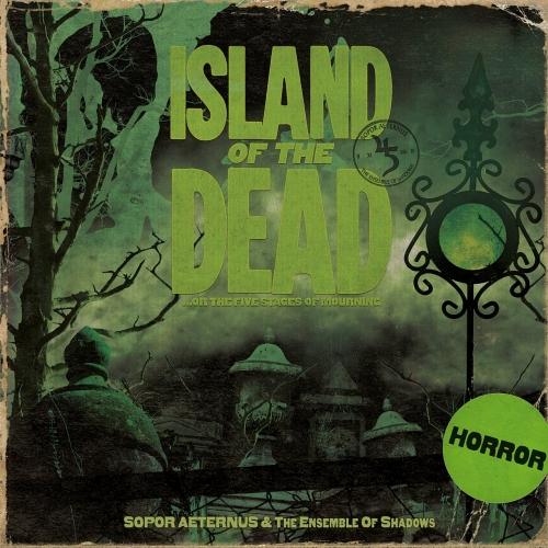 Sopor Aeternus & The Ensemble Of Shadows - Island of the Dead (2020)