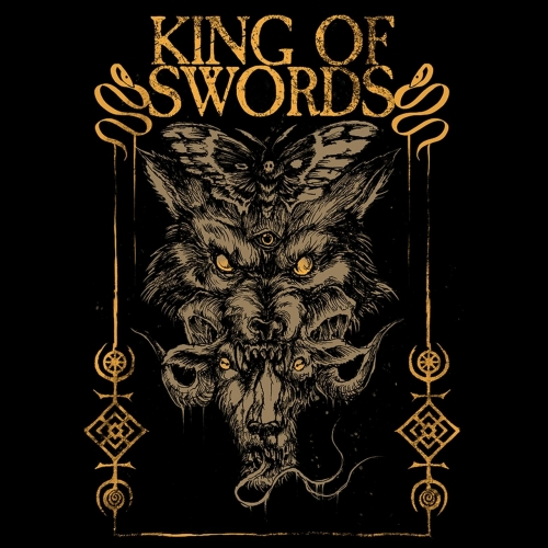 King Of Swords - The Wolf You Feed (EP) (2020)