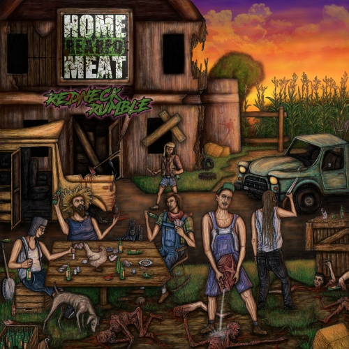 Home Reared Meat - Redneck Rumble (2020)