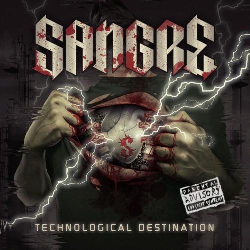 Sangre - Technological Destination (2020)