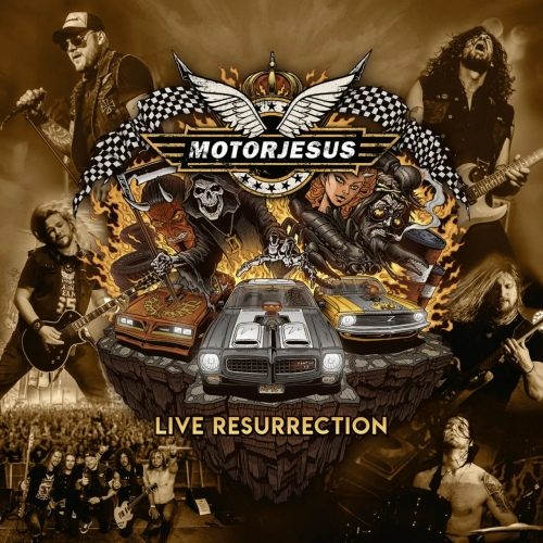 Motorjesus - Live Resurrection (2020)