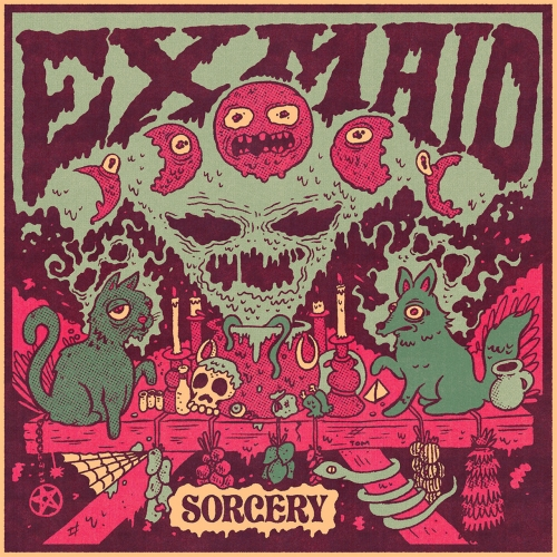 Exmaid - Sorcery (2020)