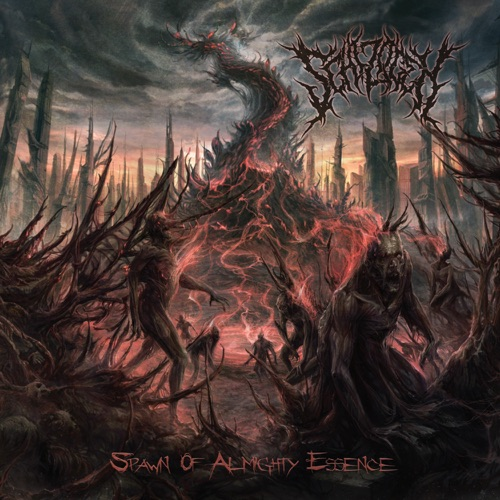 Schizogen - Spawn of Almighty Essence (2020)