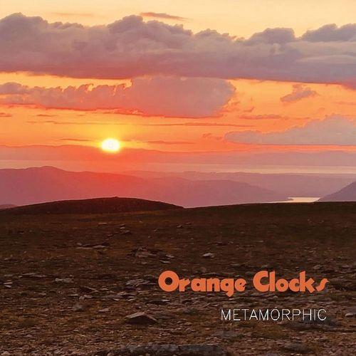 Orange Clocks - Metamorphic (2020)