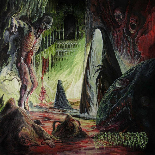 Chaotian - Festering Excarnation (2020)