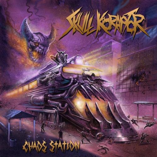 Skull Koraptor - Chaos Station (2020)