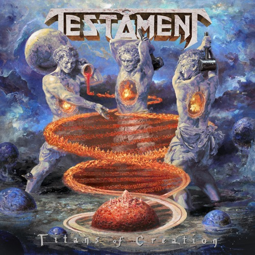 Testament - Titans of Creation (2020)