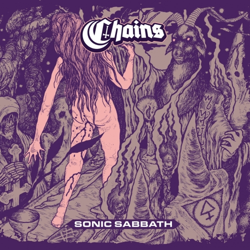 Chains - Sonic Sabbath (EP) (2020)