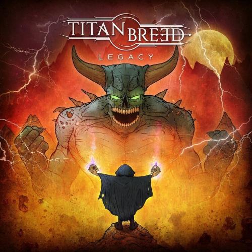 Titan Breed - Legacy (EP) (2020)