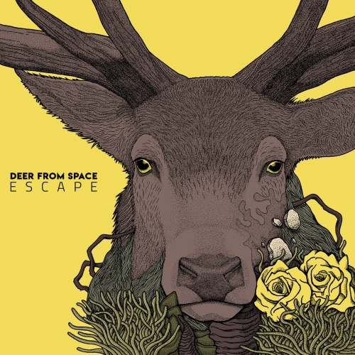 Deer From Space - Escape (2020)