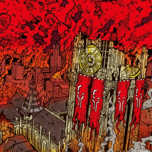 Spankraght - Thou Shalt Drown in the Blood of Thy Children (2020)
