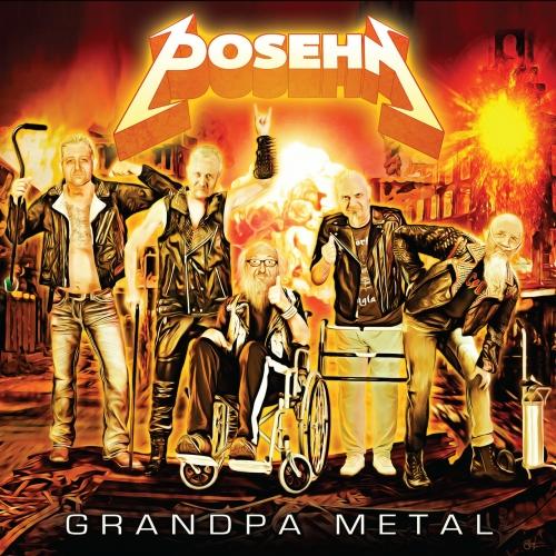Posehn - Grandpa Metal (2020)