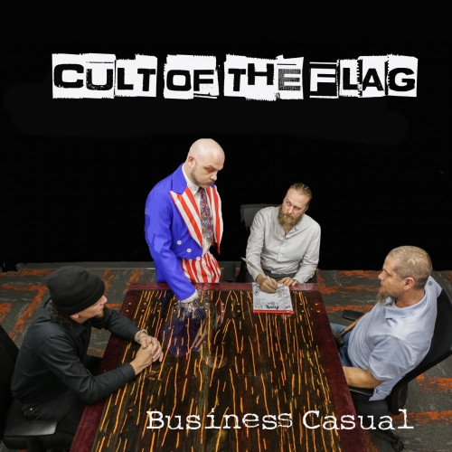 Cult of the Flag - Business Casual (2020)