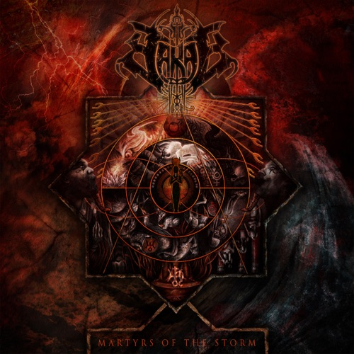 Scarab - Martyrs of the Storm (2020)
