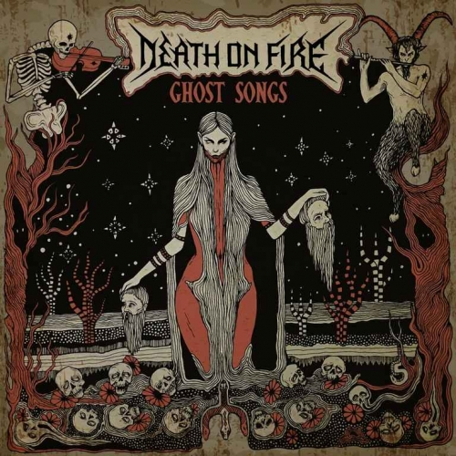 Death on Fire - Ghost Songs (2020)