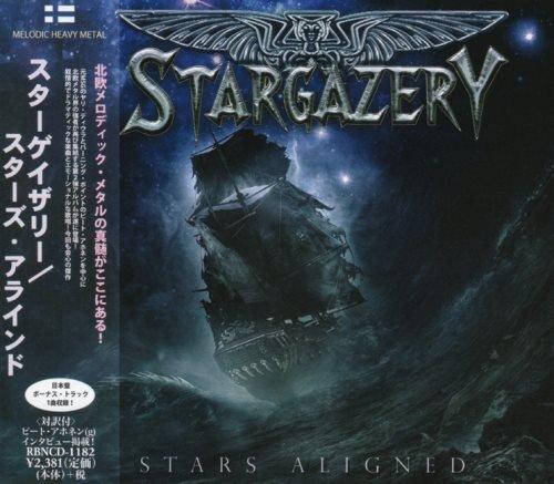 Stargazery - Stаrs Аlignеd [Jараnese Еditiоn] (2015)