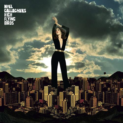 Noel Gallagher's High Flying Birds - Blue Moon Rising (EP) (2020)