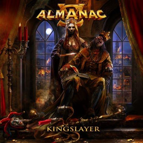 Almanac - Кingslауеr [СD+DVD] (2017)