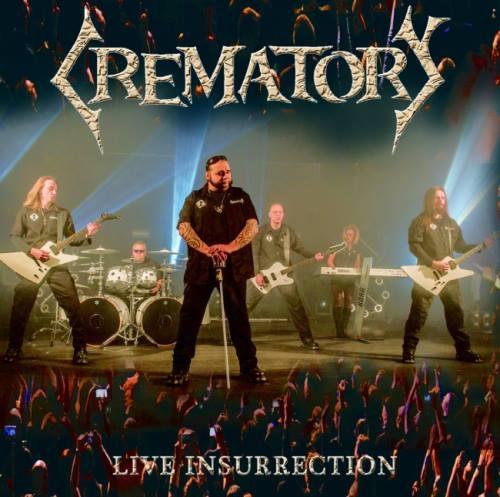 Crematory - Livе Insurrесtiоn (2017)